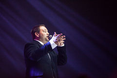 All-4-One Performance Royalty Free Stock Photography