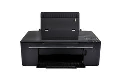 All-in-one printer. On a white background Royalty Free Stock Photo