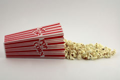 All over popcorn Royalty Free Stock Photo