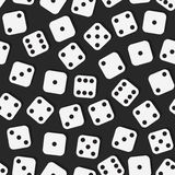 All parties dice, board game Royalty Free Stock Photography