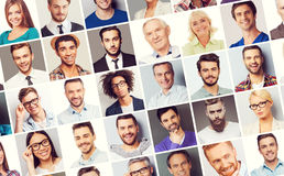 All about people. royalty free stock images