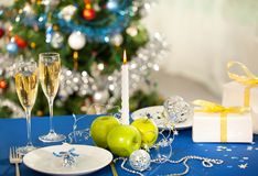 All prepared for xmas Royalty Free Stock Photo