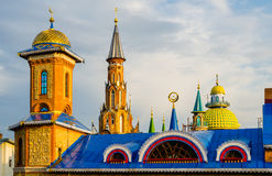 All Religions Temple in Kazan, Stock Image
