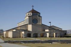 ALL SAINTCATHOLIC CHURCH Stock Photos