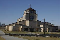 ALL SAINTCATHOLIC CHURCH Royalty Free Stock Photography
