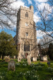 All Saints Abbey in Fulham Stock Image