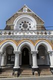 All Saints Anglican Church in Galle, Sri Lanka Stock Photo