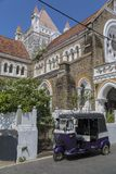 All Saints Anglican Church in Galle, Sri Lanka Royalty Free Stock Photo