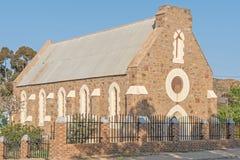 All Saints Anglican Church in Springbok Royalty Free Stock Photos