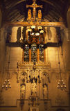 All Saints Chapel Trinity Church New York City royalty free stock images