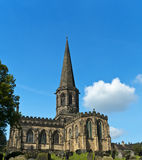 All Saints Church Bakewell Royalty Free Stock Images