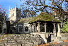 All Saints' Church, Cathedral Ainsty, Bolton Percy Royalty Free Stock Photography