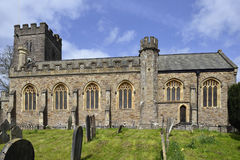 All Saints Church, Dulverton Royalty Free Stock Photo