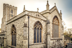 All Saints Church, Fulham, Royalty Free Stock Photo