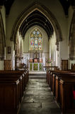 All Saints Church - Hovingham -  English Church - North Yorkshire Royalty Free Stock Photography