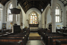 All Saints Church Stock Image