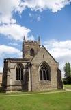 All Saints Church Kedleston Stock Images