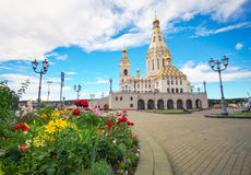 `All Saints` church in Minsk Stock Image