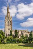 All Saints Church in Oakham Royalty Free Stock Photo
