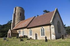 All Saints Church, Ramsholt, Suffolk, England Royalty Free Stock Image