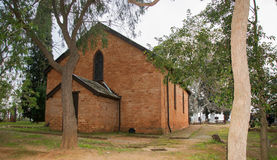 All Saints Church: Rear View Royalty Free Stock Photography