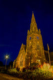 All Saints Church, Thornton Hough, Wirral, UK Stock Photo