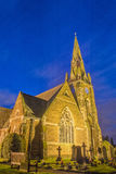 All Saints Church, Thornton Hough, Wirral, UK Stock Photography