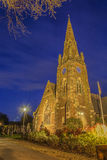All Saints Church, Thornton Hough, Wirral, UK Royalty Free Stock Photography