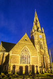 All Saints Church, Thornton Hough, Wirral, UK Royalty Free Stock Photo