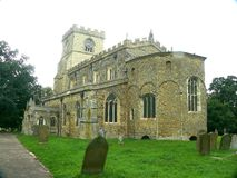All Saints' Church Wing Royalty Free Stock Images