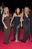 All Saints,Dave Stewart,Melanie Blatt,Natalie Appleton Stock Image