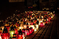 All Saints Day Stock Images