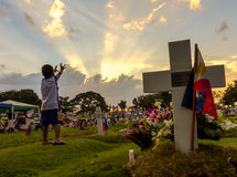 All saints day in Philippines Royalty Free Stock Images