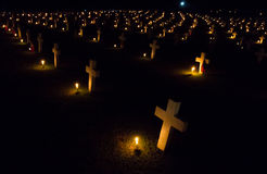 All saints day in Philippines Stock Photo
