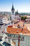 All Saints, Litomerice, Bohemia, Czech republic Royalty Free Stock Photography