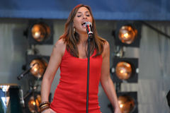 All Saints - Melanie Blatt Stock Photos