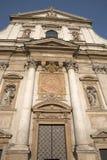 All Saints - St Peter and Paul Church; Krakow; Stock Image