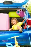 All set for a trip Royalty Free Stock Image