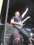 All Shall Perish Heavy Metal Concert Royalty Free Stock Photos