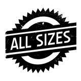 All Sizes rubber stamp Stock Photo