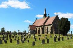 All skotsk episkopalkyrkan Challoch för helgon Arkivfoton