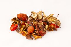 Aromatic dried flowers Stock Photography