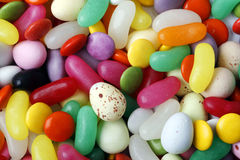 All sorts of candy Royalty Free Stock Photos