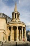 All Soul's Church, Langham Place, London Stock Photos