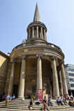 All Souls Church in London Stock Image