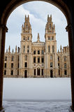 All Souls College 1438. In Oxford Royalty Free Stock Photo