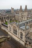 All Souls College 1438 Stock Images