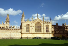 All Souls College Stock Photography