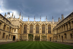 All Souls College Stock Images