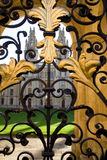 All Souls College and Gate, Oxford Royalty Free Stock Image